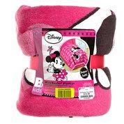 Minnie Mouse Plush Throw Blanket