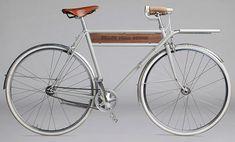 Shape Field Bike by Nicholas Riddle for Shape Field Office.