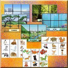 Un loto pour découvrir les milieux de vie des animaux sauvages - Chez lulu - Des ressources pour l'école