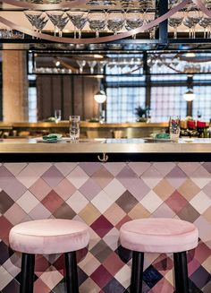 Ресторан Arthur's в универмаге Liberty в Лондоне: фото интерьеров   AD Magazine