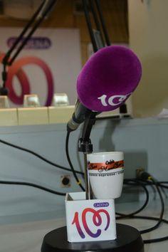 #CafesMamaSame en la radio de #Cadena100