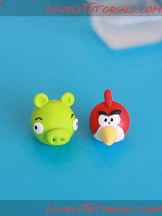 Angry Birds - step by step