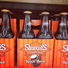 Stewarts Rootbeer