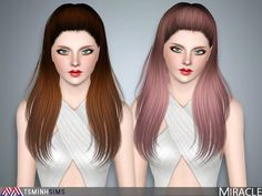 TsminhSims' Miracle ( Hair 40 )