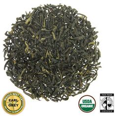 Rishi Earl Grey: I've tasted a lot of Earl Grey teas and this is by far my current favorite.  Costs a small fortune for a pound, but then a pound lasts a long time even if you have a BIG tea habit!  Oh...and it's organic so you're not brewing pesticides in your teacup!