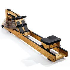 Ruder-Ergometer Holz Eschenholz | Sportgeräte -- ghetttoooo