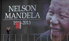 Nelson Mandela memorial service: