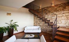 scale in ferro e legno per interni - Cerca con Google