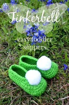 Crochet Slipper Patterns For Toddlers Tinkerbell Slippers Free Pattern Crochet Slipper Patterns For Toddlers Quick And Easy All Sizes Easy Crochet Slippers Charmed Ashley. Crochet Slipper Patterns For Toddlers Crochet Ba . Crochet Slipper Pattern, Crochet Baby Booties, Crochet Slippers, Crochet Patterns, Knitted Baby, Doll Patterns, Felted Slippers, Crochet Ideas, Crochet Toddler