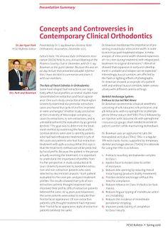 Embracing Innovative Orthodontics - Portage, Kalamazoo, Paw Paw, MI: Arizona State Orthodontic Association