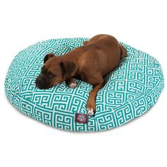 Towers Round Dog Bed by Majestic Pet Products