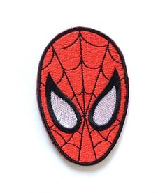 "Spider Man Marvel Comics Iron on Patch Size 1.96"" x 2.95"" sold by Star Patch. Shop more products from Star Patch on Storenvy, the home of independent small businesses all over the world."