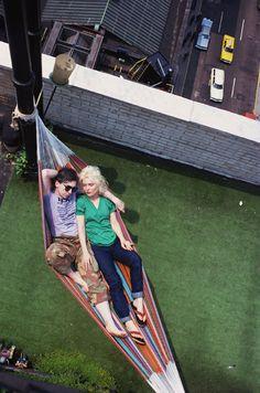 Chris Stein en Debbie Harry
