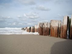strand Domburg   Zeeland op foto