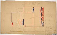 Proporcion modulor conjunto marsella -Le Corbusier