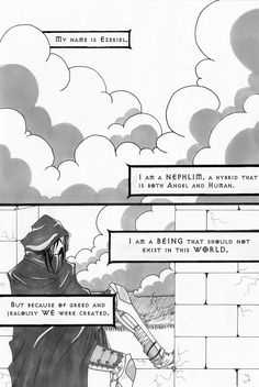 Read Nephlim Manga and/or Comics - Chapter 1: A Traumatic Beginning. - Page 1