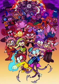 Mighty Magiswords, Perla Steven Universe, Ok Ko Cartoon Network, Cartoon Art, Kos, Character Art, Pokemon, Cartoons, Fan Art