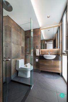 Design Of Bathroom Wall Tiles - Design Of Bathroom Wall Tiles Jeanine Matlow, Special to The Detroit News Published p. Bathroom Tiles Images, Modern Bathroom Tile, Bathroom Wall, Small Bathroom, Bathroom Faucets, Bathroom Ideas, Mosaic Tile Designs, Wall Tiles Design, Floor Design