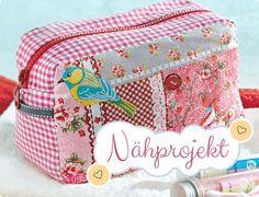 Kulturtasche und Kosmetiktasche