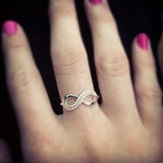 My infinity ring <3