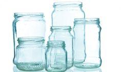 Cómo quitar las etiquetas de los tarros de cristal | Hacer bricolaje es facilisimo.com