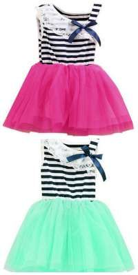 these dresses are so adorable! baby girls tutu dress