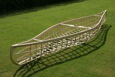 How to Build a Canvas Canoe, Jon's Bushcraft | West County Explorers Club