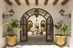 Architect to the stars brings Spain home in California mansion