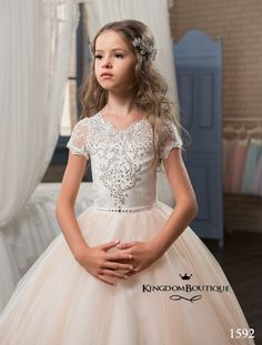 Sleeping Beauty : Dress 16-1592 - kingdom.boutique