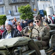 D-Day Festival, Normandy, 30 May-7 June 2015 © Virginie Meigne