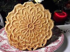 Rec./Rev./Pics...Biscoff Pizzelles | Taste of Home Community