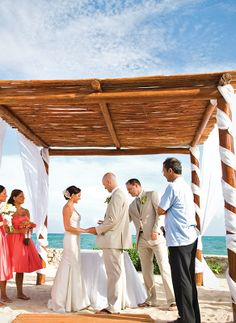Wedding Venue Spotlight: 3 Resorts for a Mexico Wedding – Mexican Caribbean