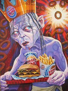 Misery Land – 30 créations Pop Trash de Dave Macdowell