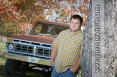Gallery For Senior Picture Ideas For Guys With Trucks
