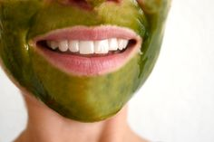 Matcha-Honey Face Mask  Just mix Honey and 2 TL ENERGY MATCHA