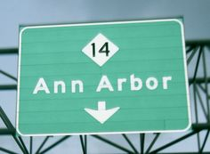 Still get excited butterflies when I see this sign on the highway =] Favorite Quotes, Favorite Things, Coney Dog, Michigan Wolverines Football, University Of Michigan, Go Blue, College Fun, Tom Brady, Ann Arbor