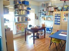 10 amazing homeschool rooms to inspire your learning | BabyCenter Blog