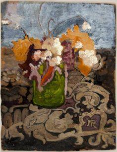 mitakuye oyasin — Paula Modersohn-Becker Still Life with Green Vase,. Paula Modersohn Becker, Ludwig Meidner, Fine Art Prints, Canvas Prints, Green Vase, Garden Painting, European Paintings, Drawing Artist, Paintings