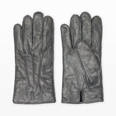 Washed Leather Glove - Gloves Men from Club Monaco Canada
