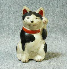 招き猫貯金箱