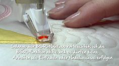 Tutorial: Videoanleitung zu BERNINA Stichregulator (BSR)