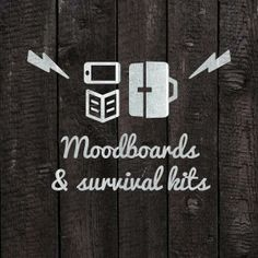 #moodboard #survivalkit