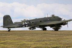 Focke-Wulf Fw 200 C-8.