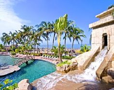 This is Paradise Village in Puerto Vallarta. We have a time share here. :)