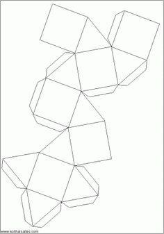 net cuboctahedron