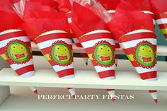 Perfect Party, Party Planning, Christmas Stockings, Projects To Try, Holiday Decor, Tableware, Home Decor, Cupcakes, Storage