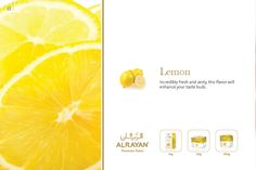 The zesty classical flavour of lemon combined with true mint flavour.