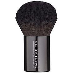 MAKE UP FOR EVER - 124 Powder Kabuki Brush   #sephora