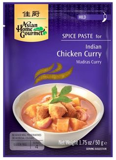 Indian Chicken Curry Madras Curry  Pack of 12 Units * You can find out more details at the link of the image.Note:It is affiliate link to Amazon.