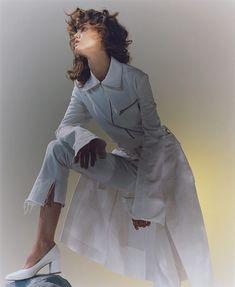 Photo Lindsey Wixson by Janneke van der Hagen for CR Fashion Book